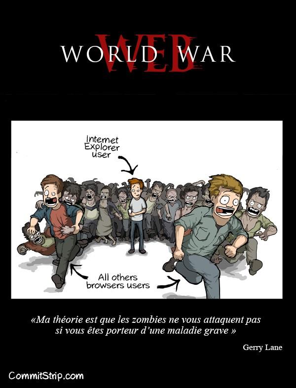 webcomic : commitstrip : Strips-World-War-Web