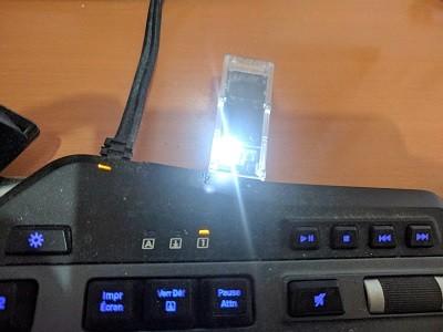 Prise en main d'une USBArmory
