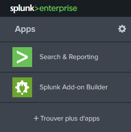 App Splunk Add-on Builder